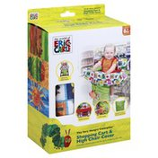 The World Of Eric Carle Cover, Shopping Cart & High Chair Cover
