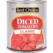 Best Choice Diced Tomatoes