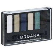 Jordana Powder Eyeshadow Collection, What a Steel 05