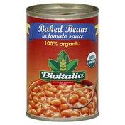 Bioitalia Baked Beans, in Tomato Sauce