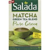 Salada Green Tea Blend, Matcha, Single Serve Cups