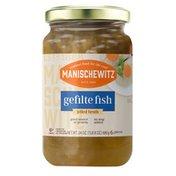 Manischewitz Gefilte Fish, in Jelled Broth