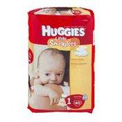 Huggies Little Snugglers Disney Diapers Size 1 - 40 CT