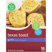 Food Club Garlic Texas Toast