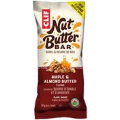 CLIF BAR Nut Butter Bar Maple & Almond Butter