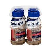 Ensure Shake, Strawberries & Cream