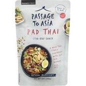 Passage to Asia Stir-Fry Sauce, Pad Thai
