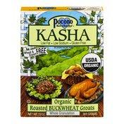Pocono Kasha Organic Roasted Buckwheat Groats