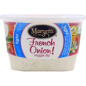 Marzetti Veggie Dip, Light, French Onion!