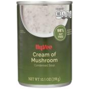 Hy-Vee Cream Of Mushroom Condensed Soup