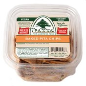 Trazza Foods Baked Pita Chips