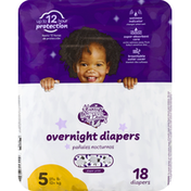 Always My Baby Overnight Diapers Size 5