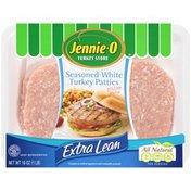 Jennie-O 95/5, Extra Lean White Patties White Turkey Burgers (000061)