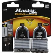 Master Lock Padlocks, Magnum