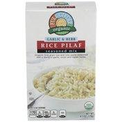 Full Circle Garlic & Herb Long Grain Rice And Orzo Pasta Seasoned With A Blend Of Garlic, Onion And Italian Herbs Rice Pilaf Seasoned Mix
