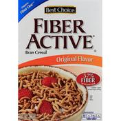 Best Choice Cereal, Bran, Original Flavor