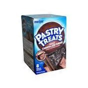 Meijer Chocolate Fudge Flavored Frosted Pastry Treats