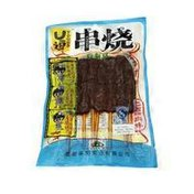 You Do Spicy & Hot Flavored Barbeque Beancurd String