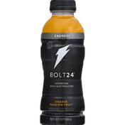 Bolt24 Orange Passion Fruit Hydration With Electrolytes