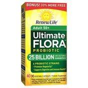 Renew Life Probiotic, Vegetable Capsules