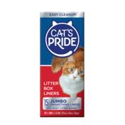 Cat's Pride Jumbo Drawstring Cat Litter Box Liners
