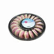 8/19 Count GB Pink Frosted Sugar Cookie