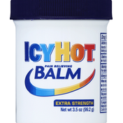 Icy Hot Pain Relieving Balm, Extra Strength