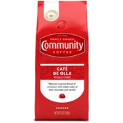 Community Coffee Café de Olla Ground Coffee