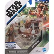 Star Wars Chewbacca, Mission Fleet, 4+