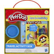 Play-Doh Travel Activity Box, Art & Activity