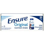 Ensure Original Nutrition Shake Milk Chocolate