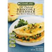 Cedarlane Foods Omelette, Egg White, Broccoli Cheddar