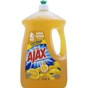 Ajax Dish Liquid, Super Degreaser, Lemon
