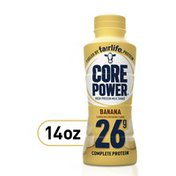 Core Power Complete Protein By Fairlife, 26G Banana Protein Shake