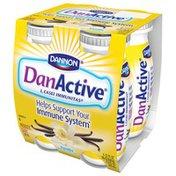 DanActive Light Vanilla 3.1 Fl Oz DanActive Probiotic Dairy Drink