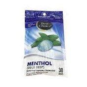 Best Choice Menthol Cough Drops