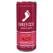 Barefoot Spritzer, Summer Red