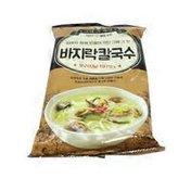 Sempio Clam Flavored Instant Noodles