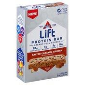 Atkins Lift Salted Caramel Crunch Protein Bar