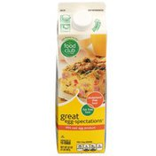 Food Club Great Egg-Spectations 99% Real Egg Product