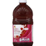 SB Juice Drink, Cranberry Raspberry Flavored