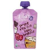 Ella's Kitchen Baby Brekkie, Prune + Raisin