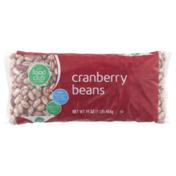 Food Club Cranberry Beans