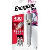 Energizer Flashlight, 400 Lumens