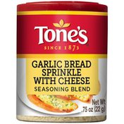 Tone's Garlic Bread Sprinkles with Cheese