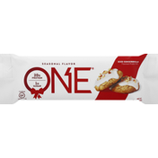 One Protein Bar, Iced Gingerbread Flavored, Seasonal