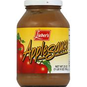 Lieber's Apple Sauce