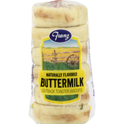 Franz Outback Toaster Biscuits, Buttermilk