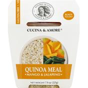 Cucina & Amore Quinoa Meal, Mango & Jalapeno