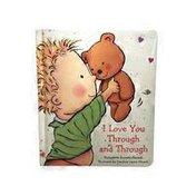 Cartwheel I Love You Through & Through Caroline Jayne Church Board Book